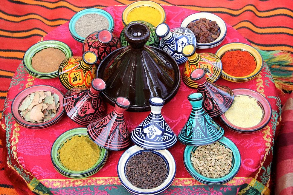 tagine moroccan spices