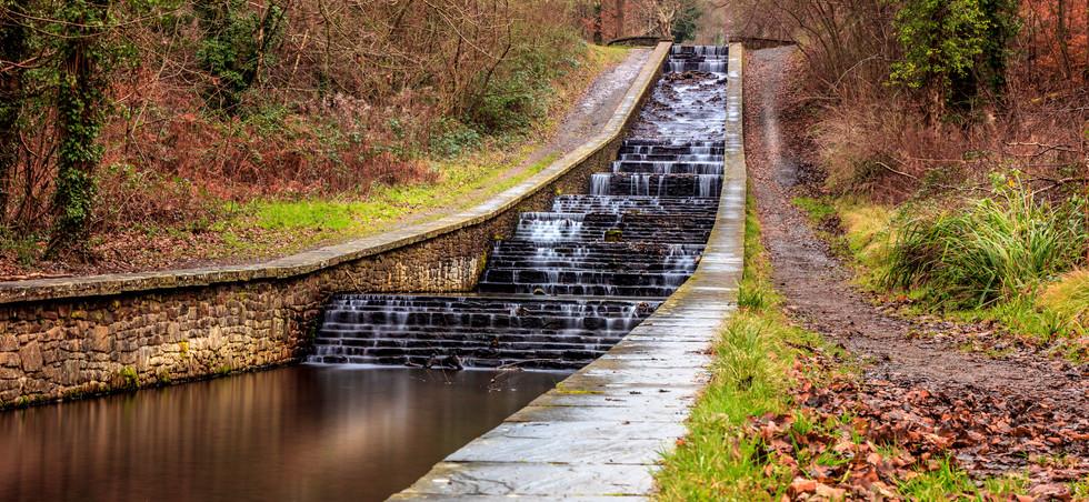 gnoll park cascades
