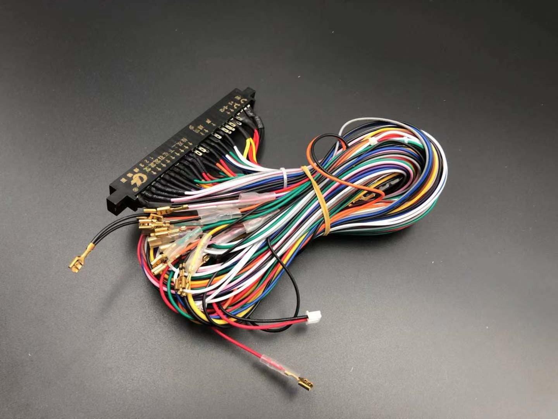 Jamma Wiring Harness Jamma Multi Game Board
