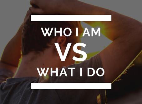 #125 - I do vs I am
