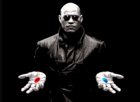 #126 - way out of the Matrix