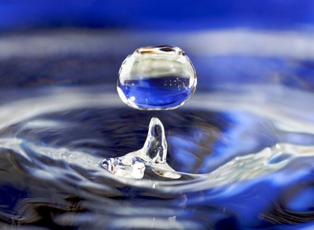 #123 - Be formless like water in your pursuit of your desires