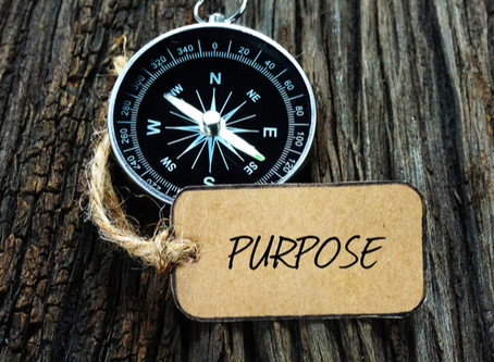 #119 -  Purpose is fuel for life