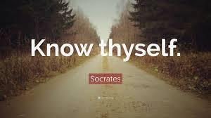 #105 - Know Thyself