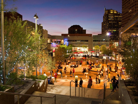 Work, Study, Play...Downtown Phoenix flourishes