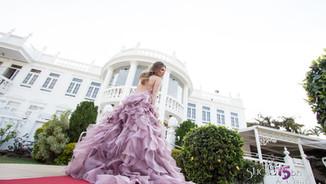 Quanto custa um vestido de festa de 15 anos?