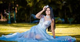 Festa quinze anos tema Cinderela