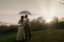 Kmetija Na Lanišah, poroka v naravi