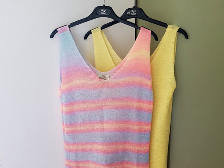 Knitwear voor elk weer!