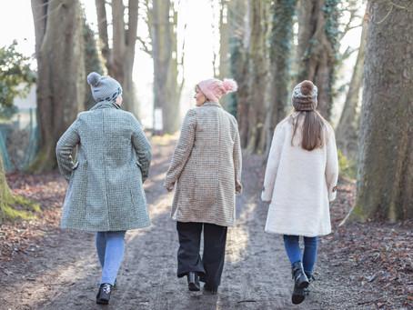 Beste outfits voor een winterwandeling