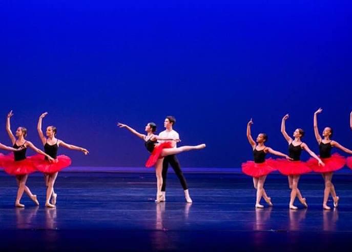 Ballet Students, June 2018