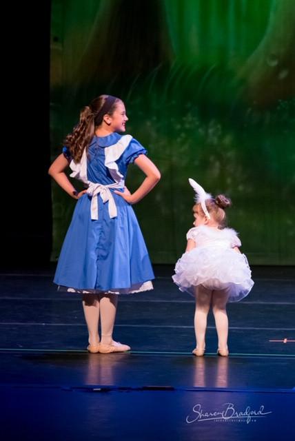 Junior Ballet: Alice in Wonderland, 2019