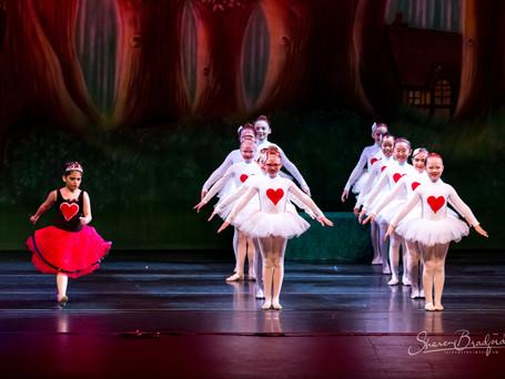 Junior Ballet: Alice in Wonderland 2019