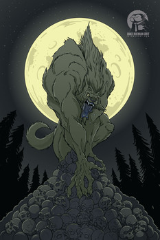 Beast Within Wolf