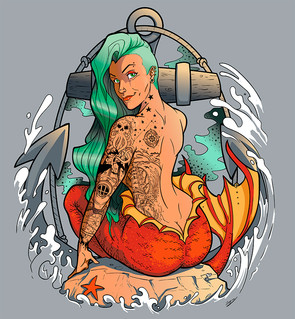 Mermaid Ink
