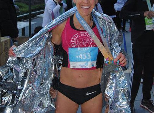 Hutch grad qualifies for 2020 US Olympic Marathon Trials