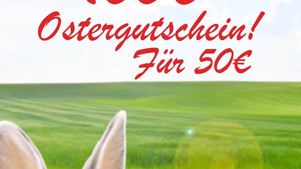 100€ Ostergutschein