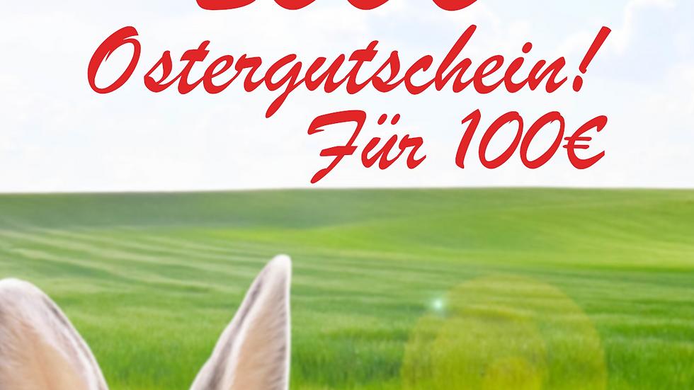 200€ Ostergutschein