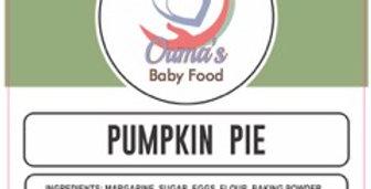 Pumpkin Pie - 1 Persoon