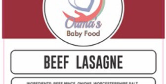 Beef Lasagne – 2 Persons