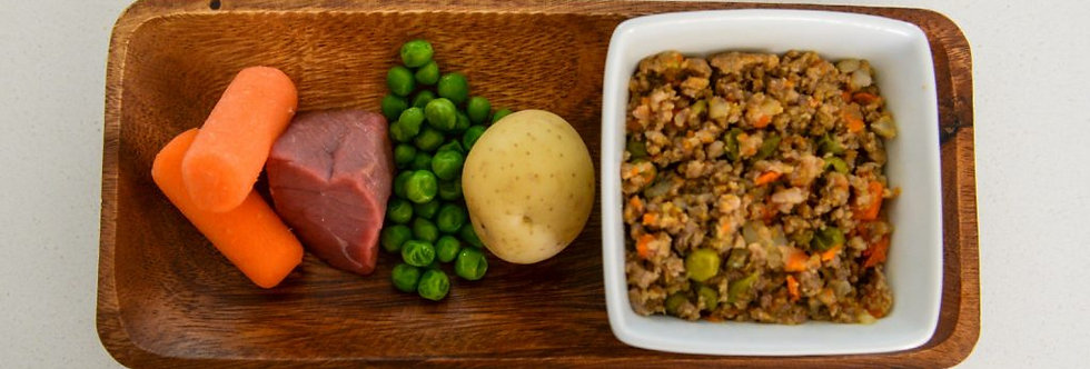 Beef &;Veggie Stew