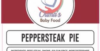 Peper Steak Pie – 2 Persons