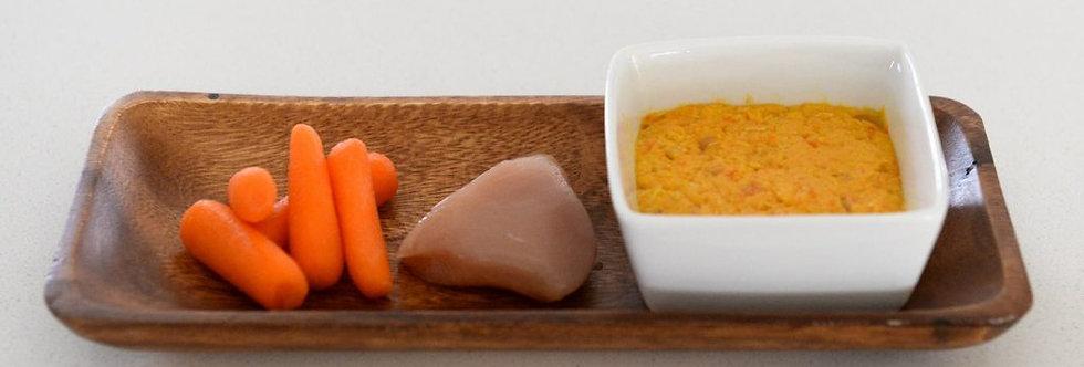 Carrot & Chicken