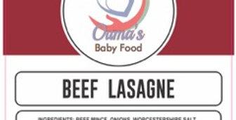 Beef Lasagne - 1 Person