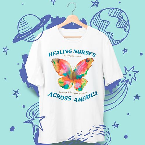 """Healing Nurses"" Butterfly Design 4"