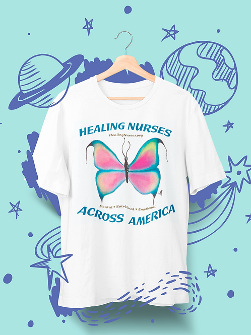 """Healing Nurses"" Butterfly Design 1"