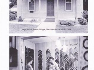 Frame Shop Through the Years