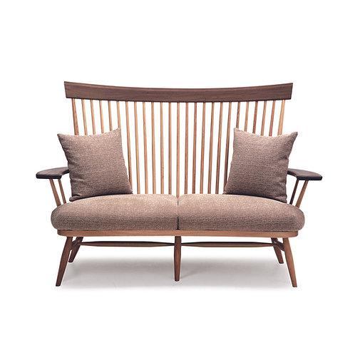 Windsor love chair
