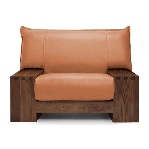 KIZA easy chair