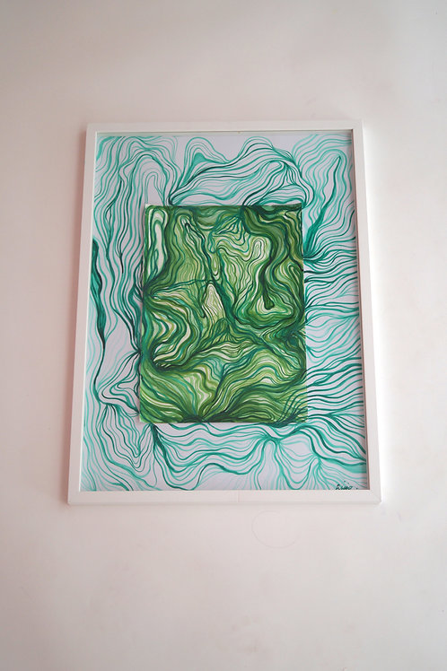 Painted Universe, Green