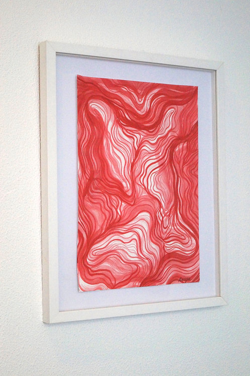 Painted Universe, Hot Red