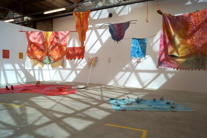 365 DAYS, installation, Risja Steeghs