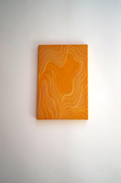 Infinity Painting, Yellow