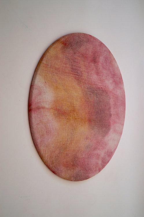 Tumeric & Cochineal Drum