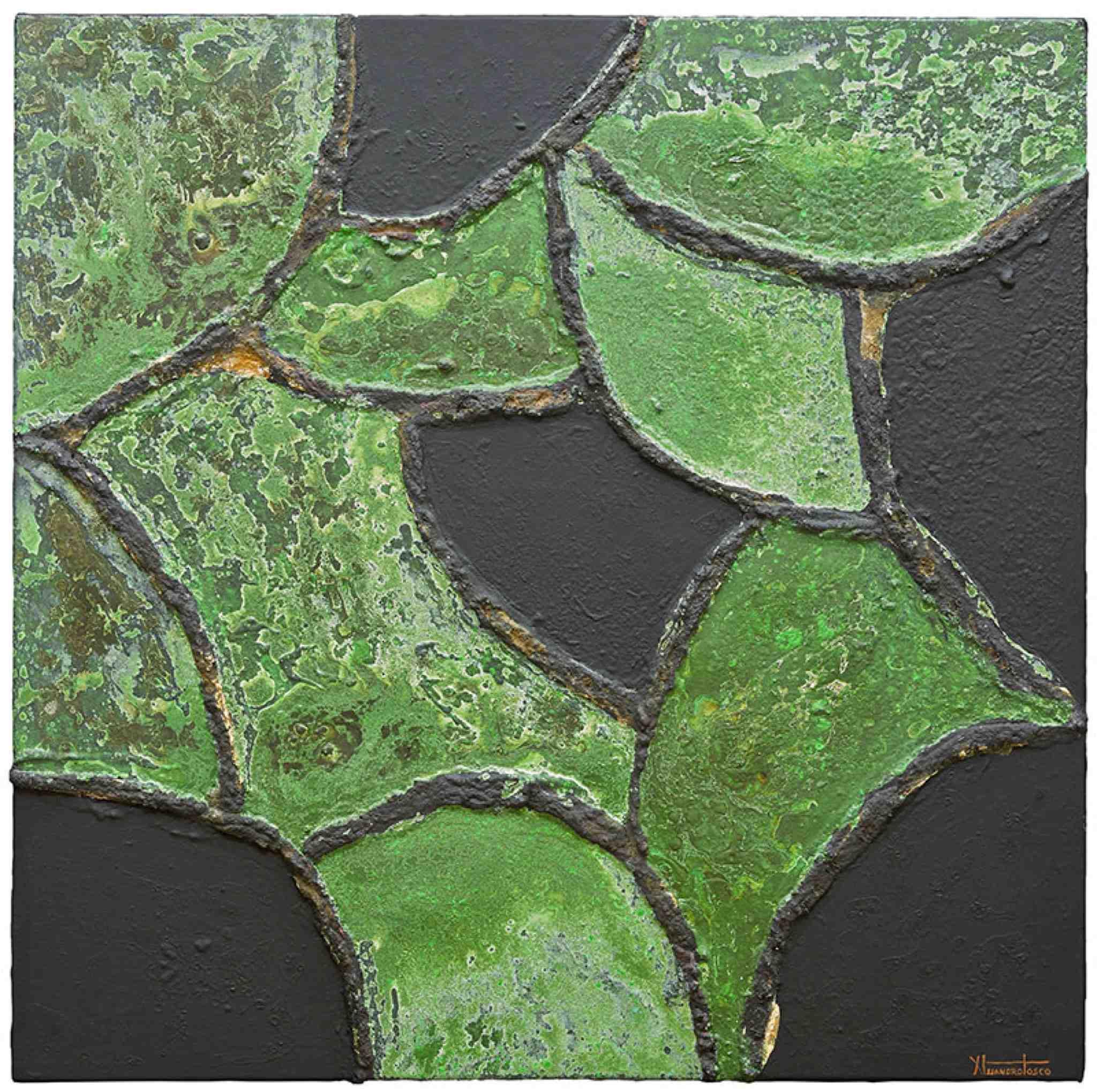 Unicelulares verdes