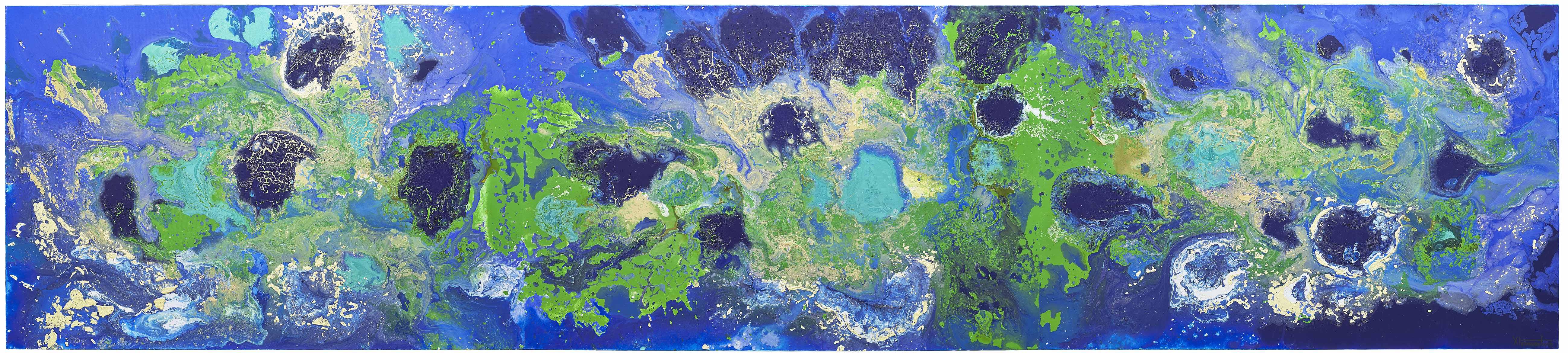 Al azul del Atlántico