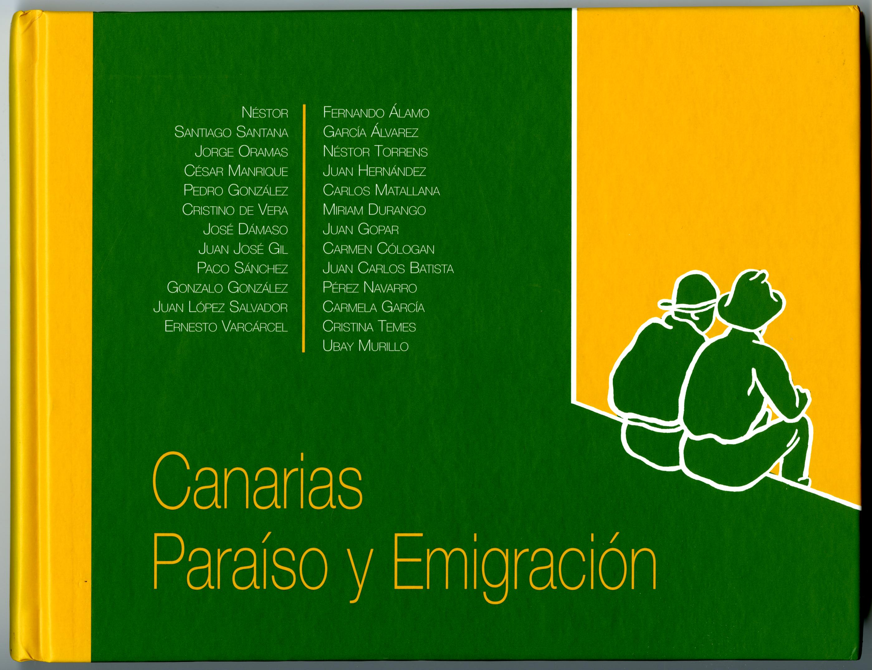 CANARIAS PARAISO Y EMIGRACION