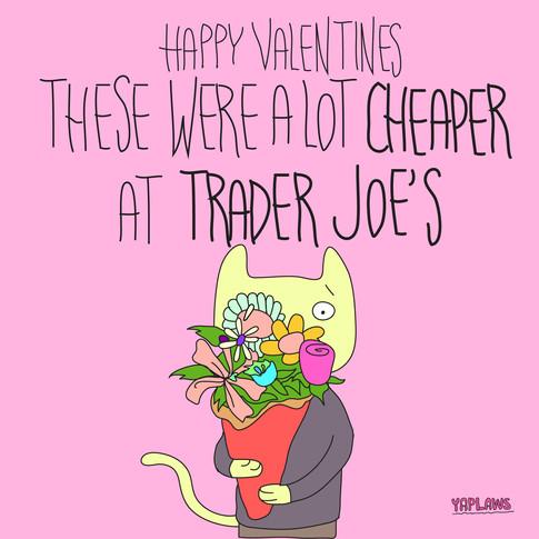 Valentines Day crisis