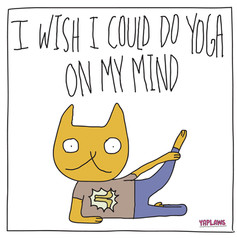 Yoga is a state of mind