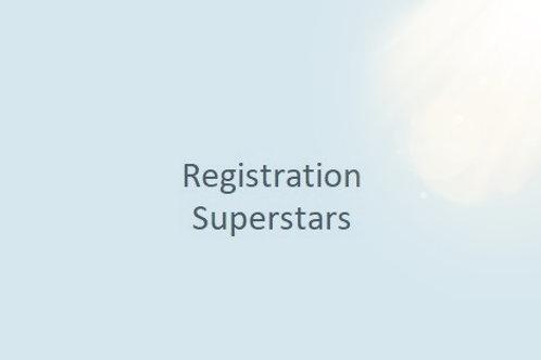 Registration - Superstars