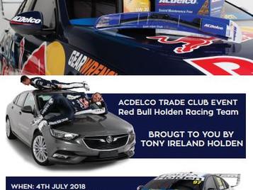 Meet the V8 Red Bull Team