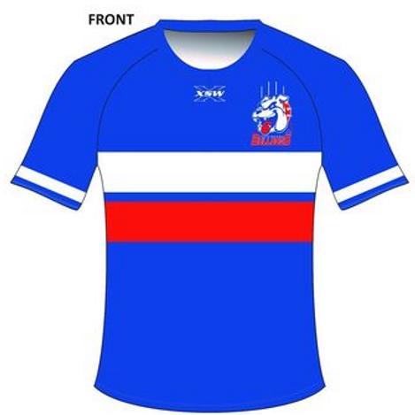 Training Shirt - Blue