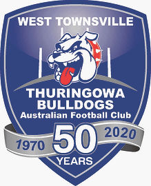 Thuringowa AFC - Logo 50 Years - Final D