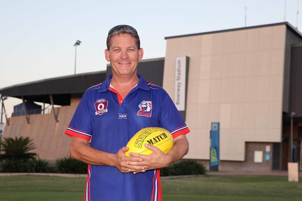 New TBAFC Women's Coach, Matt Mackinnon