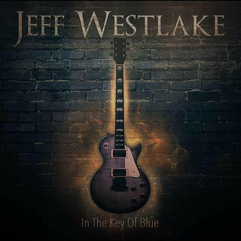 Jeff Westlake - In The Key Of Blue (2016)