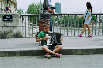Boy, Paris